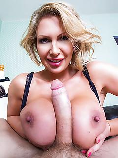 Free MILF Big Cock Pics